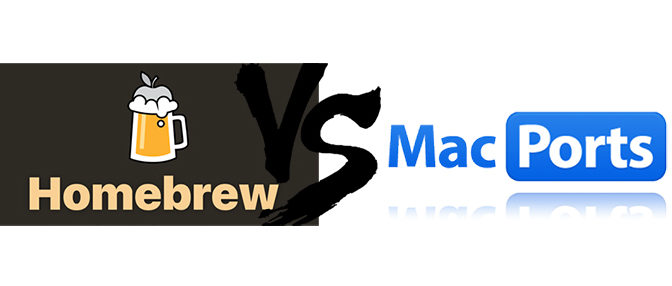 Homebrew vs MacPorts