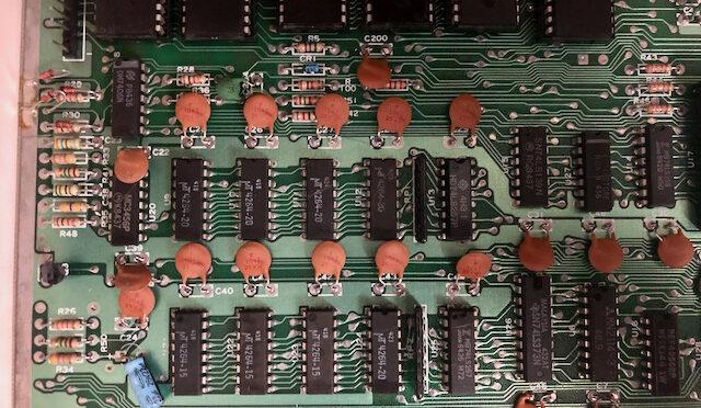 C64 breadbin restored